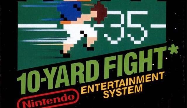 #1 – 10 Yard Fight