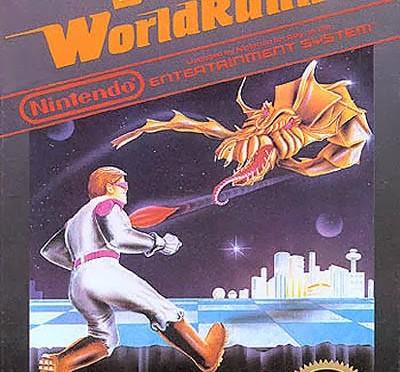 #4 – 3D WorldRunner