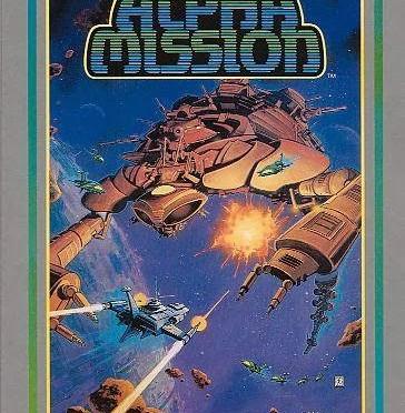 #35 – Alpha Mission
