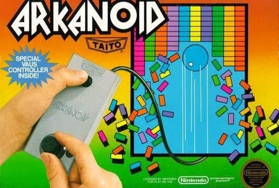 #41 – Arkanoid