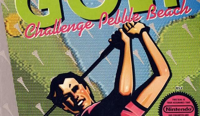 #053 – Bandai Golf: Challenge Pebble Beach