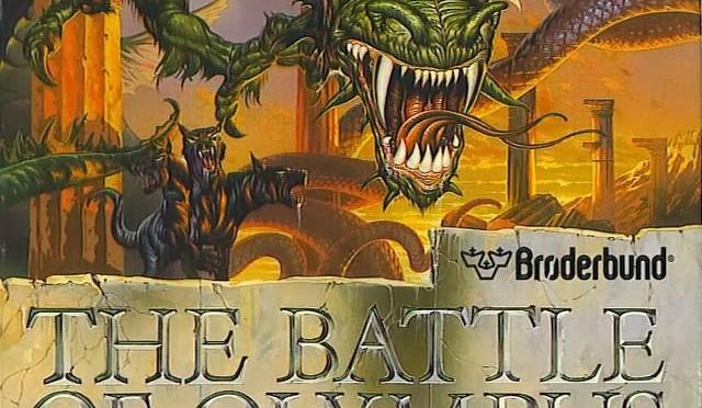 #071 – Battle of Olympus
