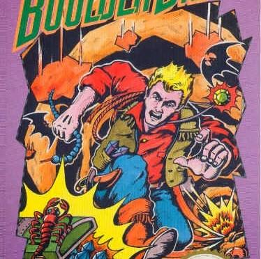 #96 – Boulder Dash