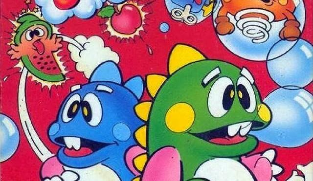 #102 – Bubble Bobble