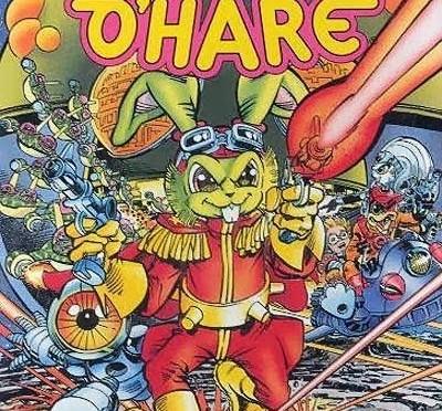 #104 – Bucky O' Hare