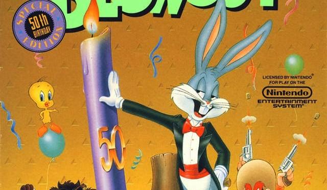 #105 – Bugs Bunny's Birthday Blowout