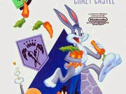 #106 – Bugs Bunny's Crazy Castle