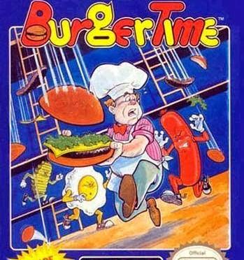#109 – BurgerTime