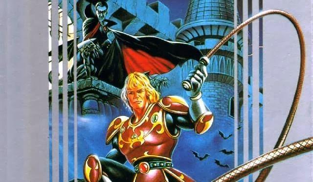 #123 – Castlevania II: Simon's Quest