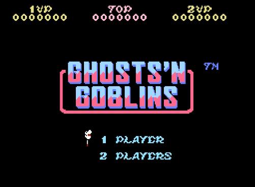 #255 – Ghosts 'N Goblins