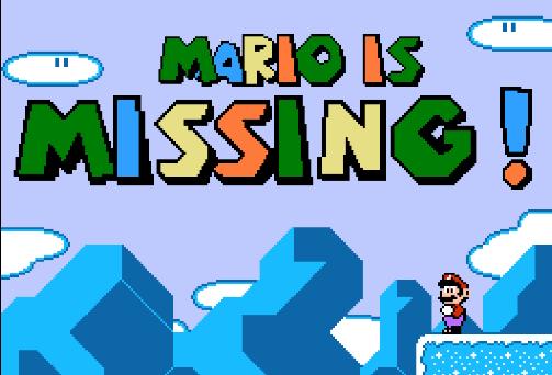 #396 – Mario is Missing
