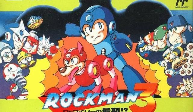 #403 – Mega Man 3
