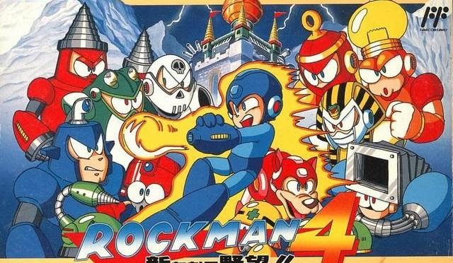 #404 – Mega Man 4