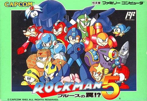 #405 – Mega Man 5