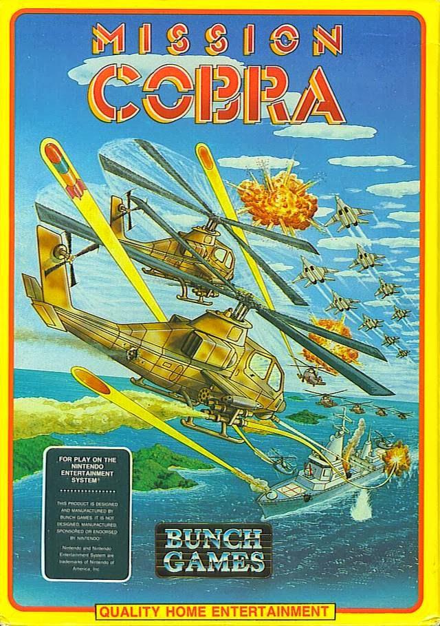 428 mission cobra for Cobra mission
