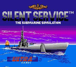 #568 – Silent Service