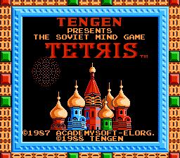 #656 – Tetris (Tengen/Nintendo)
