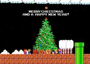 Christmas-NES