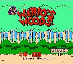 #710 – Wario's Woods