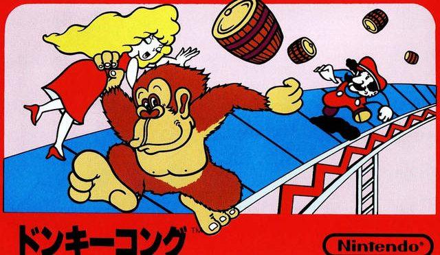 FamiQuest #0001 – Donkey Kong