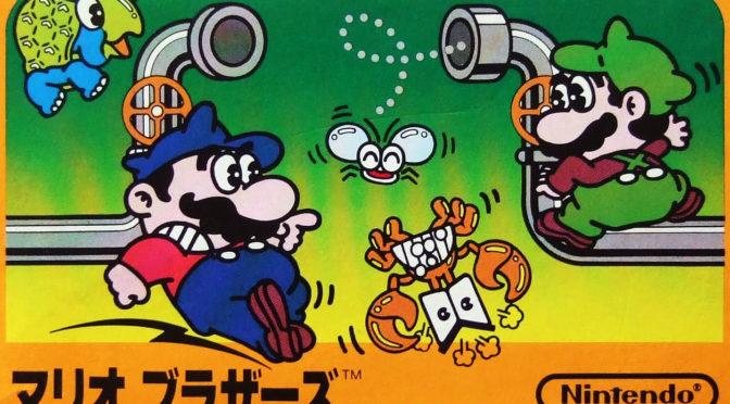 FamiQuest #0006 – Mario Bros.